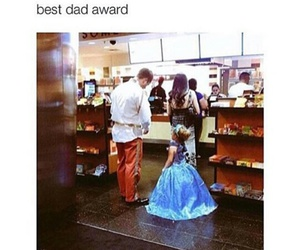 dad, goals, and cute image