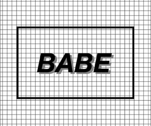 babe and wallpaper image