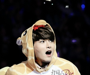 boy, kpop, and ryeowook image