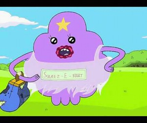 adventure time, lumpy space princess, and lsp image