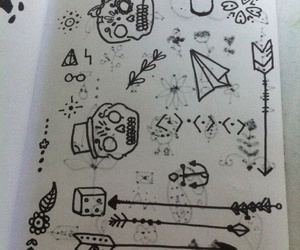 creative, dessin, and doodle image
