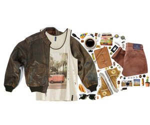 aesthetic, fashion, and grunge image