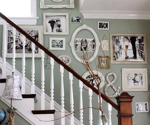 home and stairs image
