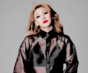 2ne1 and CL image
