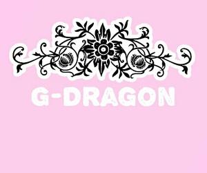big bang, g-dragon, and gd image