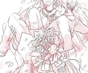 love, manga, and marriage image