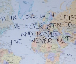 quotes, world, and city image