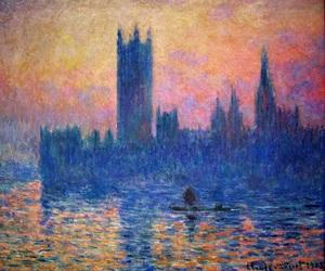 art, impressionism, and monet image