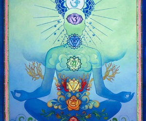 chakras and meditation image