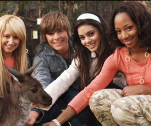 ashley tisdale, disney, and high school musical image