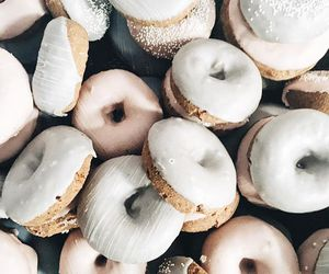 blog, donuts, and doughnuts image