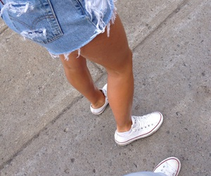 converse, fashion, and summer image