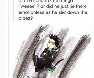 harry potter, tumblr, and funny image