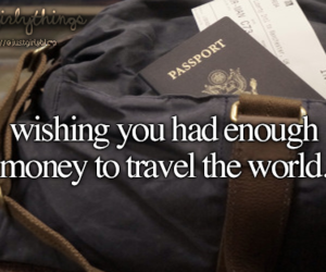 just girly things, girl, and travel image