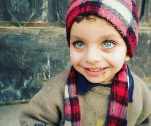 beautiful eyes, Gaza, and palestine image