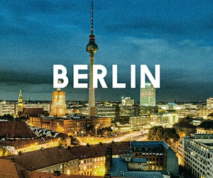 berlin, cities, and places image