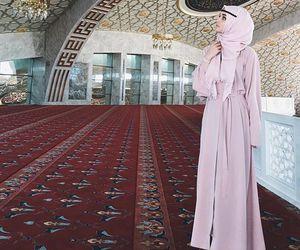 hijab, alexandra golovkova, and muslim image