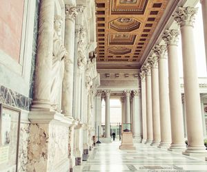 rome, architecture, and italy image