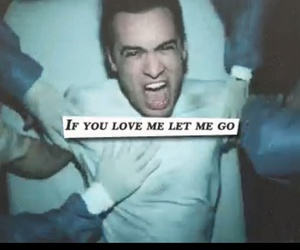 bands, brendon urie, and Lyrics image