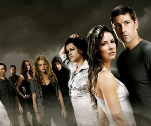 lost, people, and tv series image