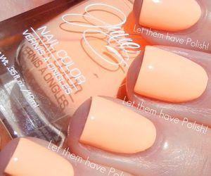 nails, beautiful, and cute image