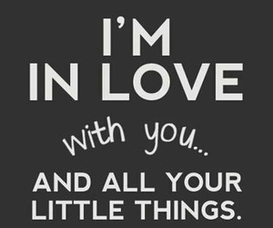love, one direction, and little things image