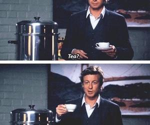 tea, the mentalist, and hug image