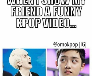exo, sehun, and funny image