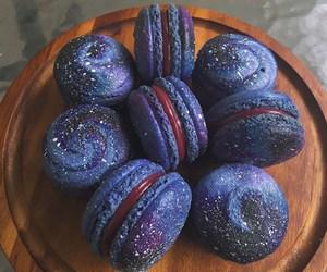 food, galaxy, and sweet image