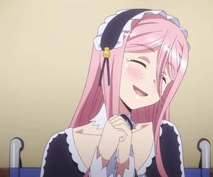 anime, manga, and monster musume image