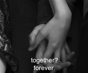 couple, love, and forever image