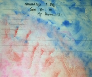 daydreams, journal, and gnash image