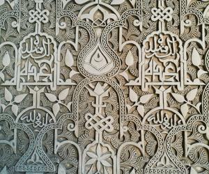 Alhambra, arabic, and art image