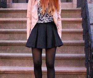 outfit and moda rockera image