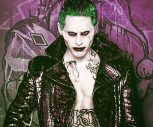suicide squad, joker, and jared leto image