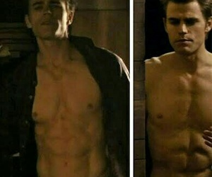 paul wesley and stefan salvatore image