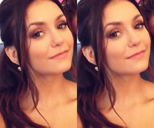 Nina Dobrev, theme, and icon image