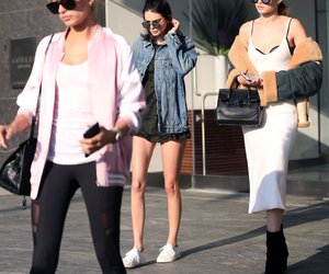 kendall jenner, hailey baldwin, and gigi hadid image