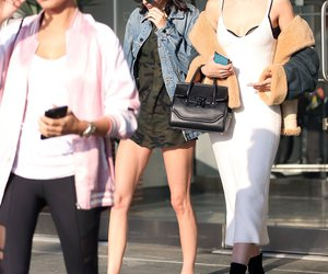 gigi hadid, kendall jenner, and hailey baldwin image