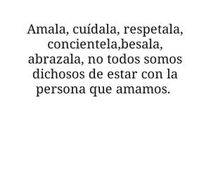 amor, cuidala, and amala image