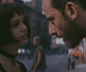 leon, mathilda, and film image