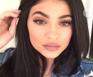 jenner, snapchat, and kylie image