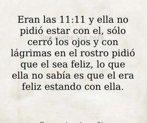 11:11, amor, and feliz image