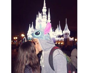 couple, disney, and goals image