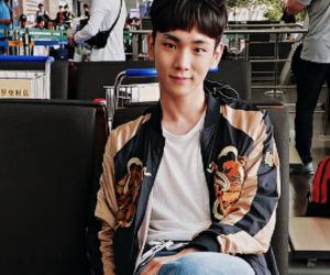 cute boy, key, and kpop image