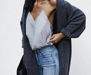 blouse, jeans, and fashion image