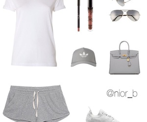 adidas, casual, and hat image