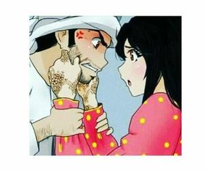 anime, drawing, and islam image