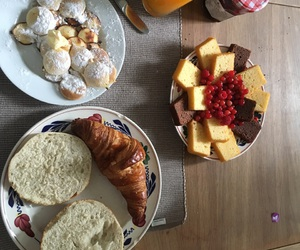 breakfast, fresh, and feest image
