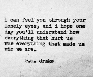 quotes, hurt, and lonely image